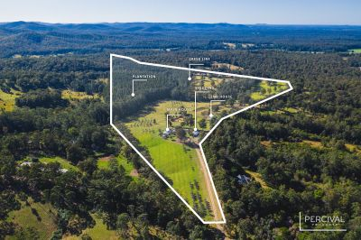 Magnificent Rural Lifestyle Property with Two Homes and Equine Facilities ( 56.3 ha / 139.1 acres )
