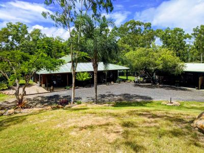 Horse lovers dream with creek frontage