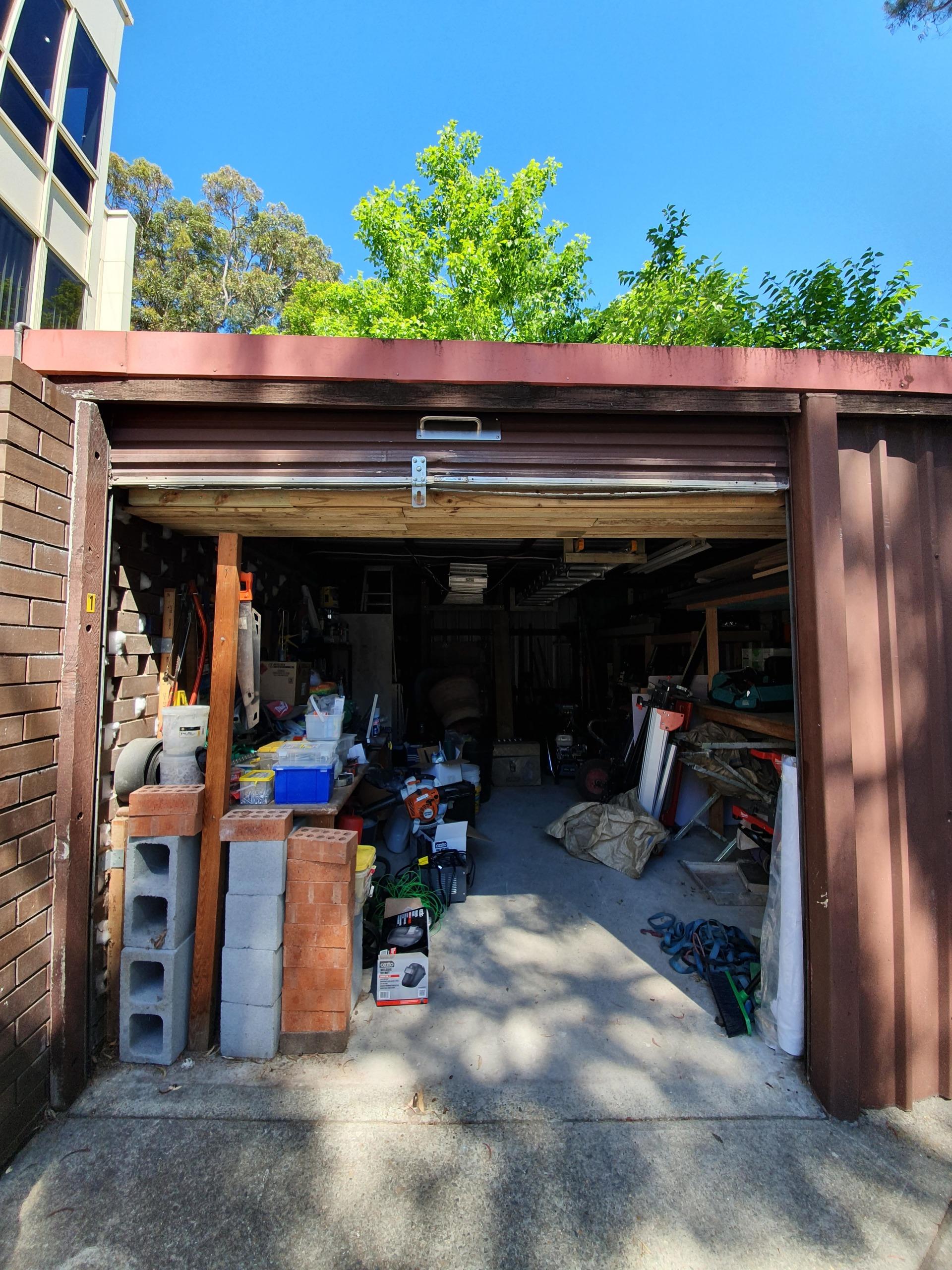 Great value storage shed in Brookvale