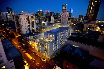 The Orchid: 2nd Floor - Moment Away From Melbourne CBD!