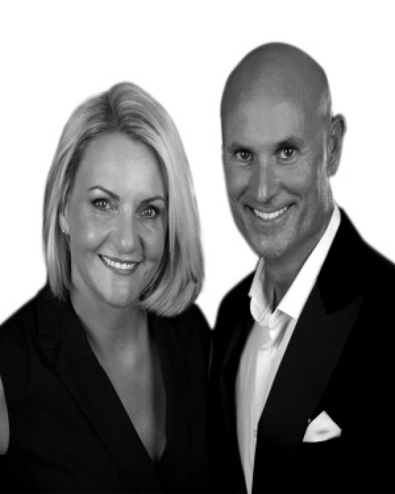 Scott Euler & Nicola Buchanan . Real Estate Agent