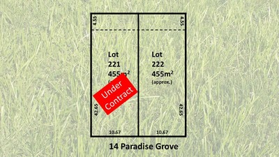Fantastic land offering in Paradise Grove, Highbury – build your dream home!