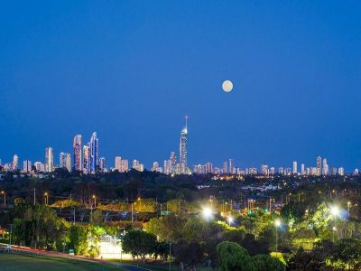 Dress Circle Skyline Views!  True Dual Living!!