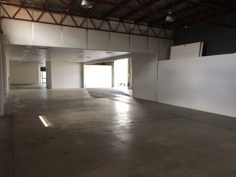 Warehouse on Kembla Street