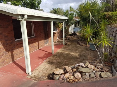 3 BEDROOM HOME WITH GARDEN SHED