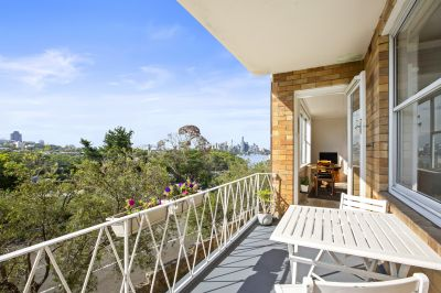 Renovated with City & Harbour Views