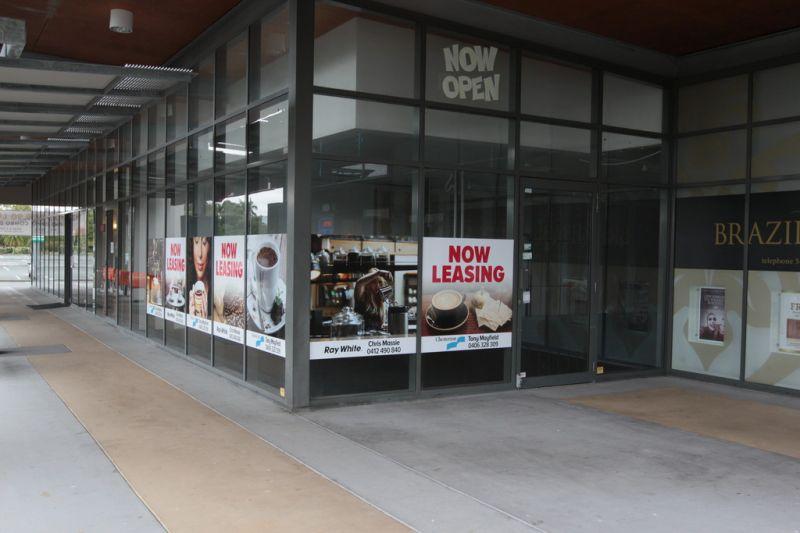 Open Plan Retail Opportunity