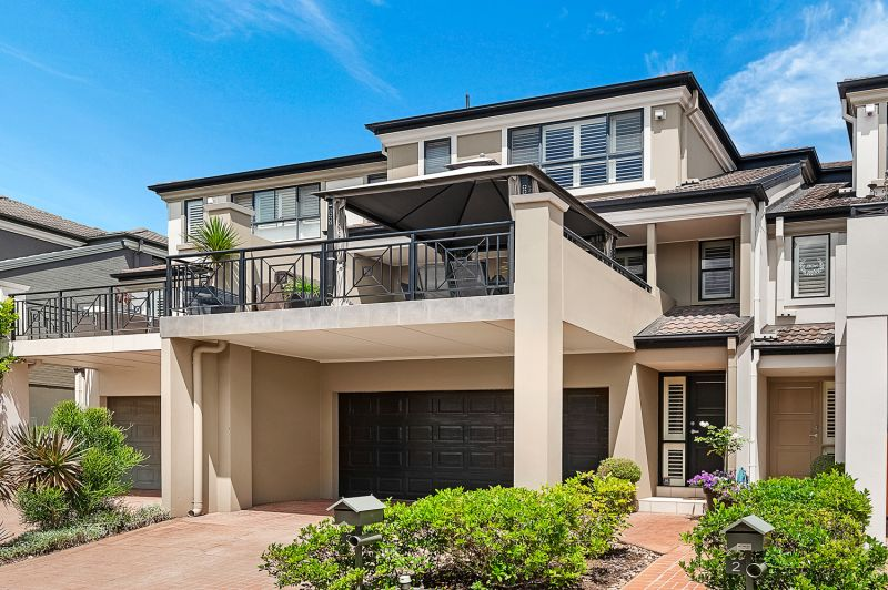 Beautifully presented home in resort-like complex
