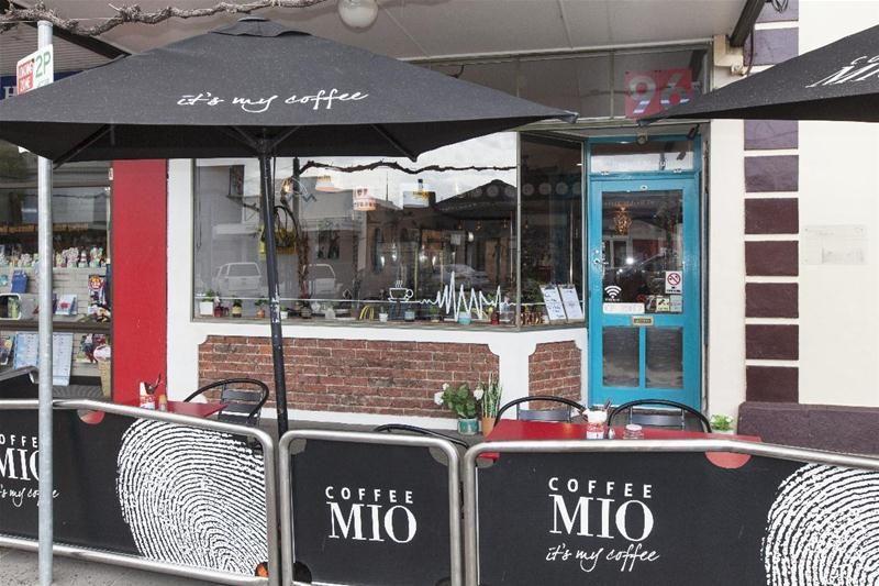 Commercial Rental Investment - Cafe Restaurant