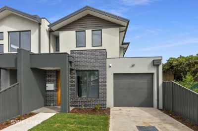Feature Packed Brand New Townhouse In Great Locale