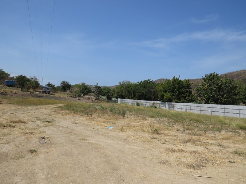 Land for rent in Port Moresby Taurama