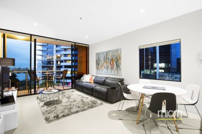 Awe-Inspiring Docklands Living in The Arkley