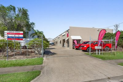 ATTRACTIVE INDUSTRIAL INVESTMENT – NATIONAL TENANT