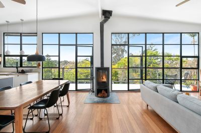 Character home extended for today's modern living
