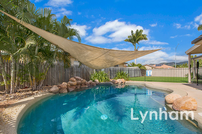 In-gound Pool for a Lifestyle in the Tropics