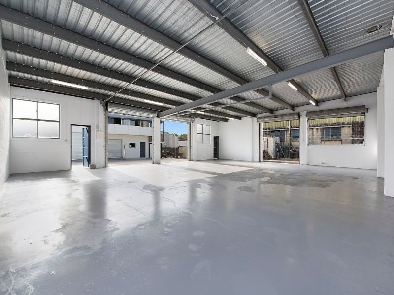 Refurbished Industrial Unit with Four Roller Doors