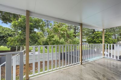 Beachside Bliss - overlooking Mermaid park - electricity and water included