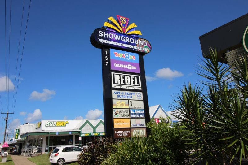 Retail Showroom For Lease - Showground Shopping Centre