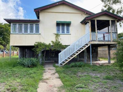 3 Bedroom house. Zoned Low Density Business