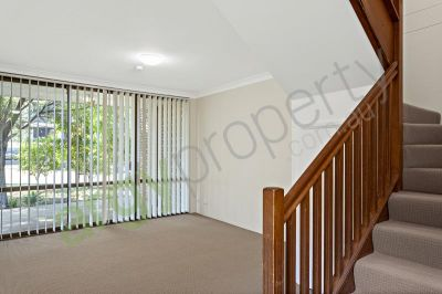 Split Level Two Bedroom Apartment