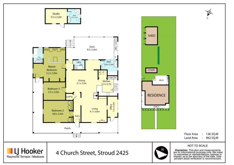 4 Church Street Stroud 2425