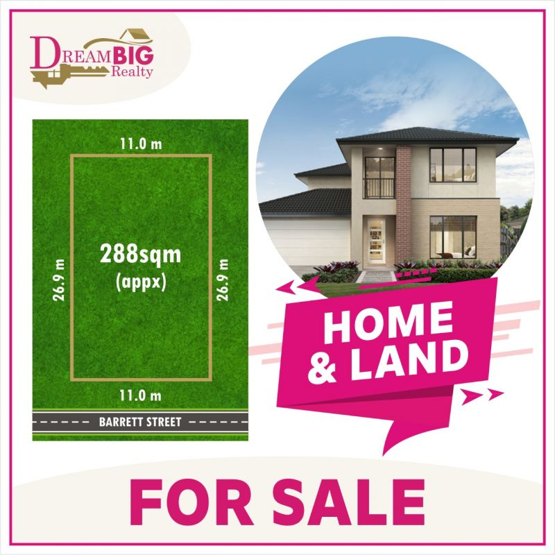Home & Land Package in Gregory Hills