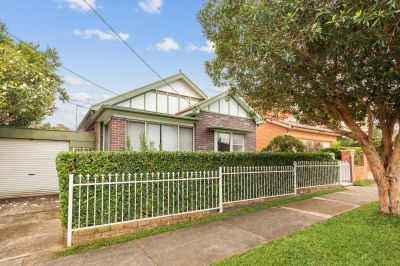 Family home on one of Ashbury's finest street's