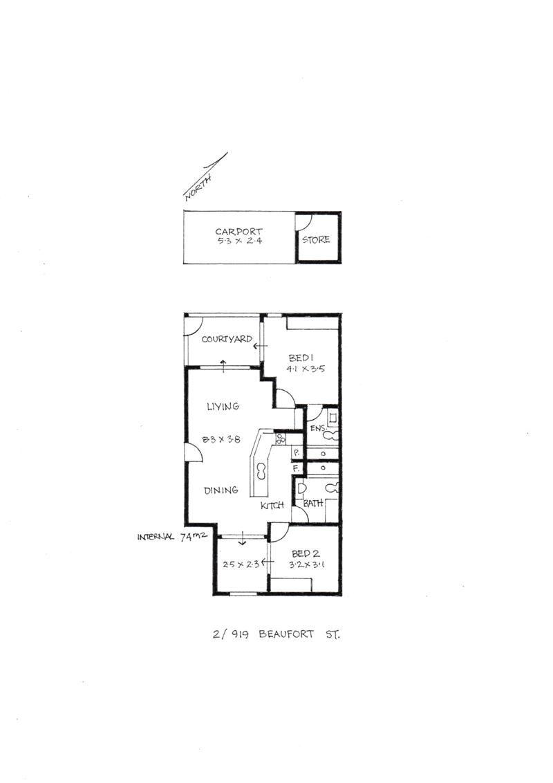 2/919 Beaufort Street Inglewood 6052