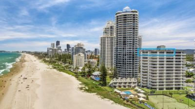 Absolute Beachfront 4bed Penthouse