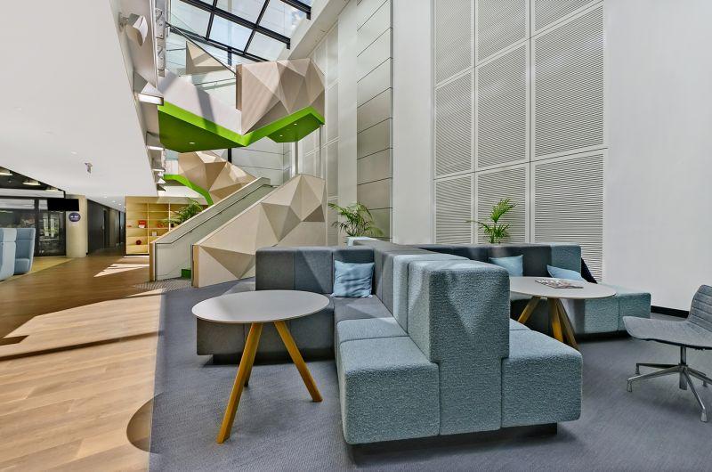 Contemporary Office Headquarters Macquarie Park