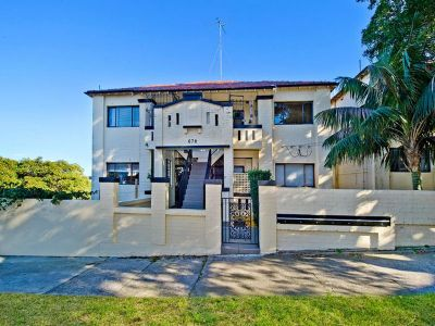 3/678 Old South Head Road, Rose Bay