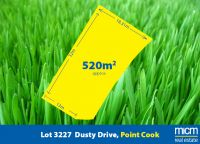 520 sqm (approx.) of Prime Point Cook Land!