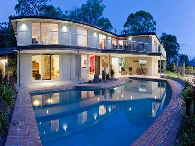 Unique Paradise River Estate - Two Homes
