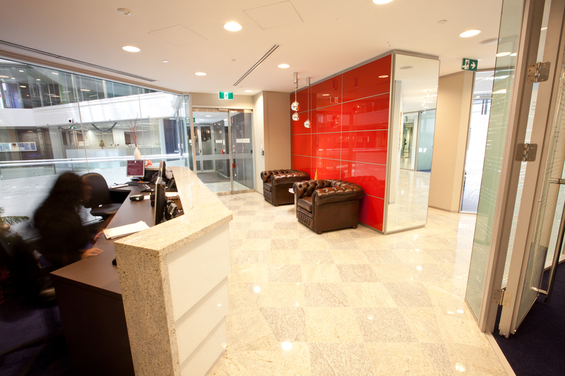 OPPORTUNITY TO SHOW YOUR BUSINESS IN THE MOST NOTABLE ADDRESS AT PARRAMATTA'S OCTAGON BUILDING WITH EXCLUSIVE VIEWS