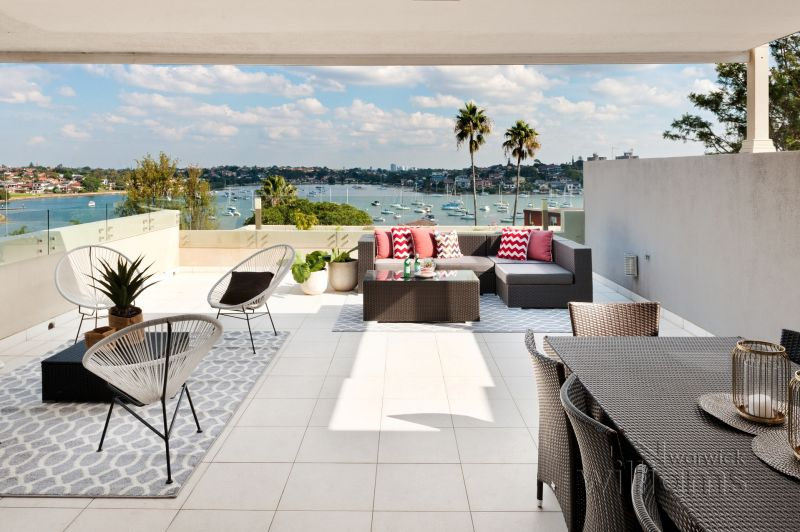 Boutique luxury with spectacular views