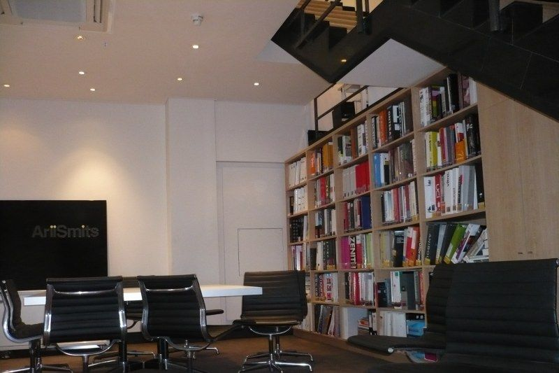 Lovely furnished office to share facing Prince Alfred's Park right next to central station.