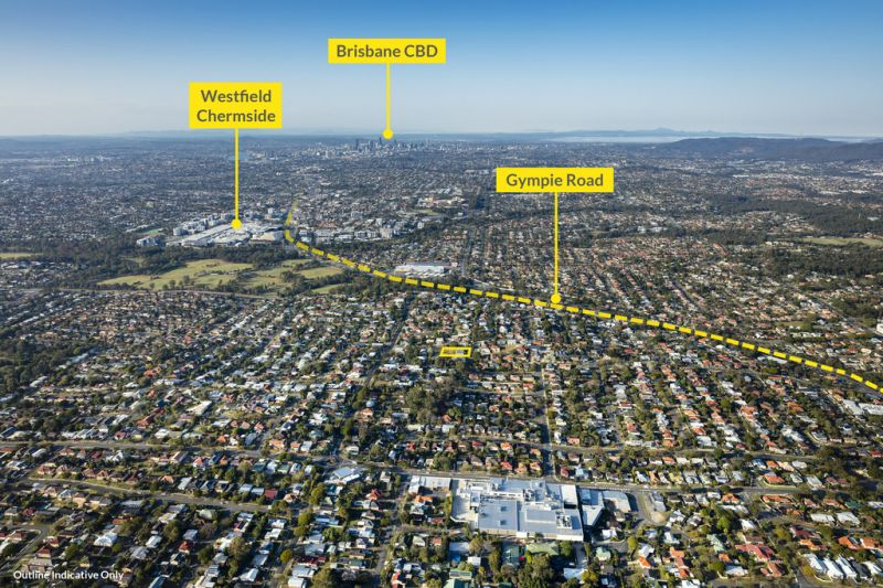 Aspley Approved 6 Lot Site | 2,694m2* Subdivision