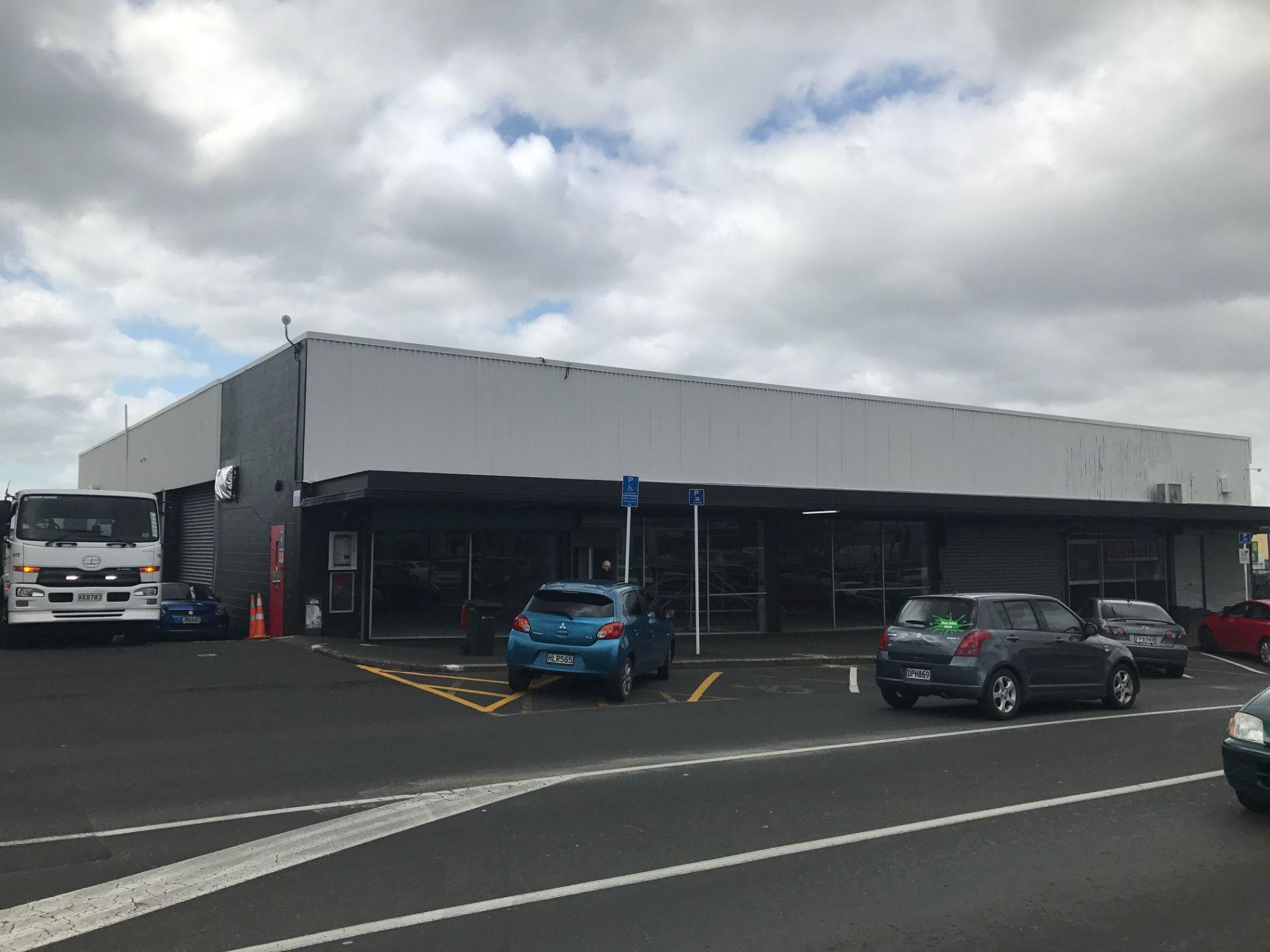 Small retail space Glen Innes