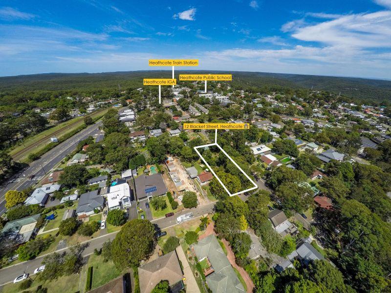 12 Blacket Street, Heathcote NSW 2233
