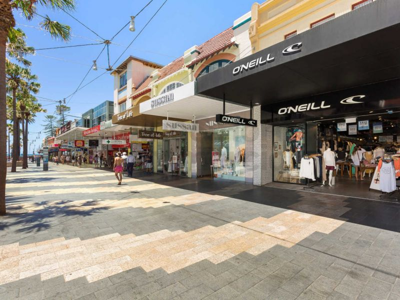 Prime Retail at Manly's 64 The Corso