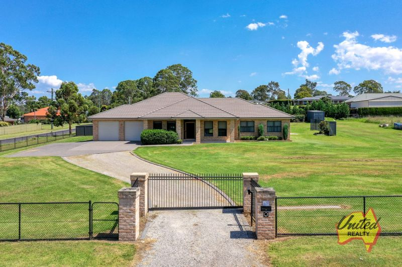 Landmark Approx. One Acre Home – Be Quick!
