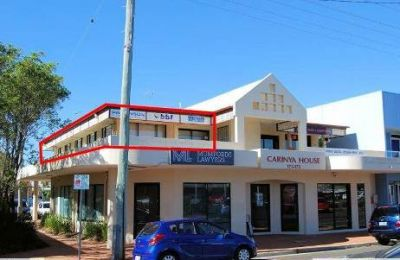 MOOLOOLABA INVESTMENT - NATIONAL TENANT