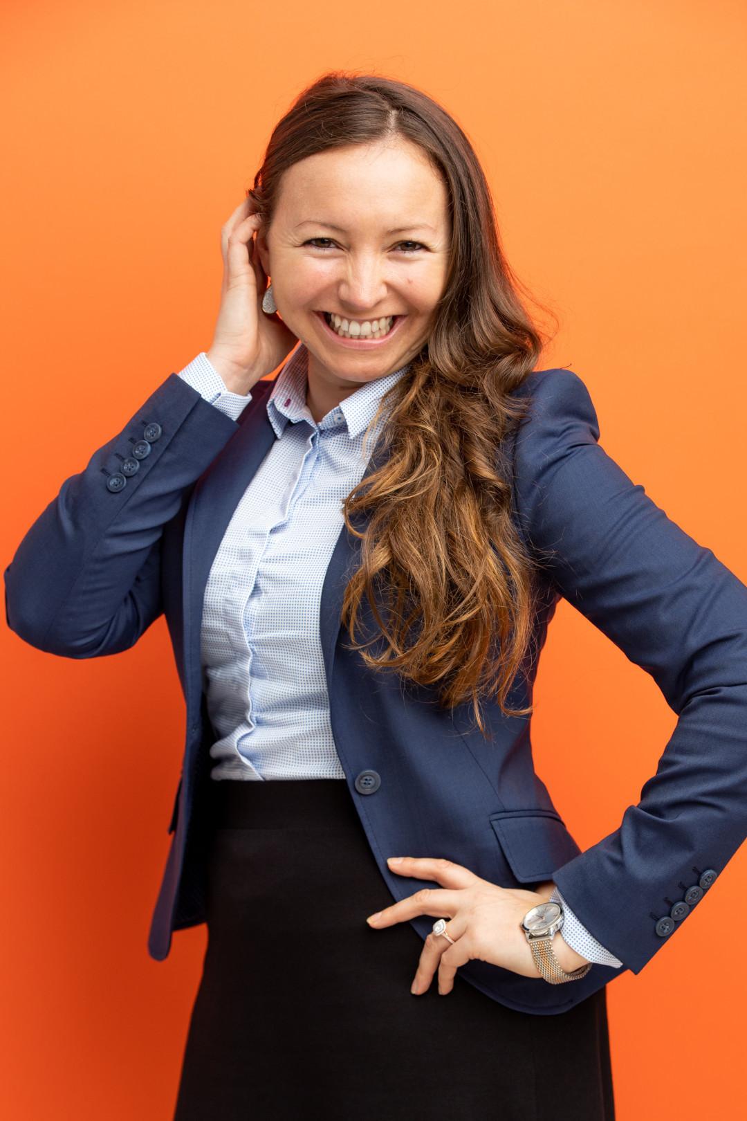Agnieszka David real estate agent