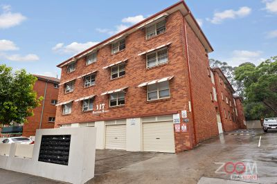 IMMACULATE TWO BEDROOMS APARTMENT IN QUITE LOCATION