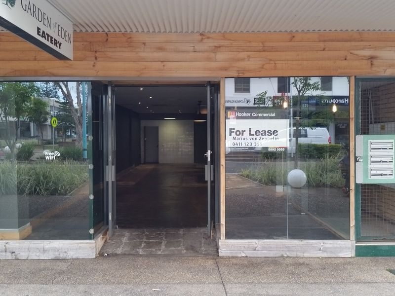 ABSOLUTE RETAIL ON BUSY GRIFFITH ST COOLANGATTA