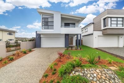 Brand New superb property  North facing waterfront aspect!