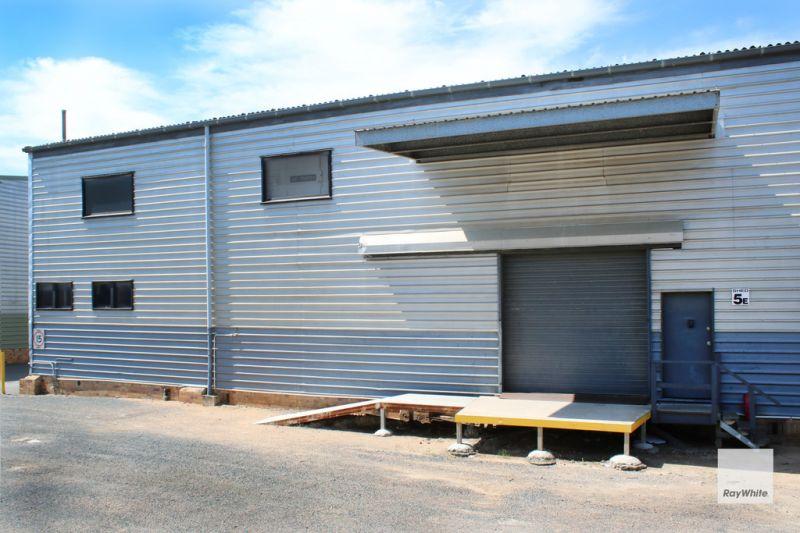 Virginia Warehouse with Dock