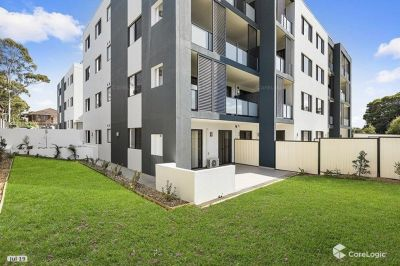Ultra modern 2 bed ready for you.