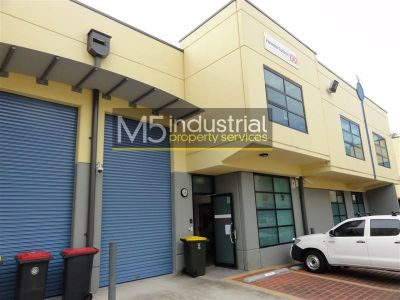162sqm - Hightech Industrial Unit