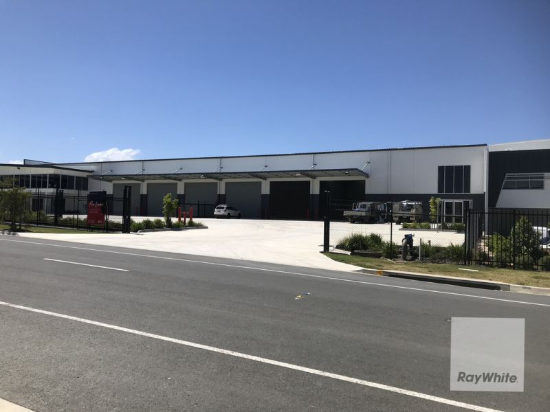 1,166M2 Tilt Slab Brand New Warehouse with Office in the Heart of Brendale
